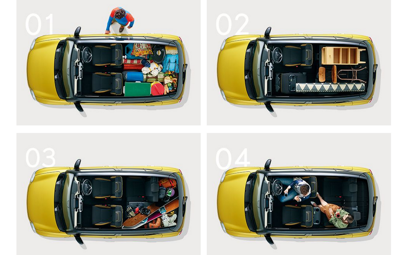 クロスビーの荷室積載量の実力は?ロードバイク、ベビーカー、ゴルフバックは何個積める?